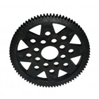 3RACING 3RAC SG4880P 3Racing Sakura Zero Parts 48 Pitch Spur Gear 80T (Plastic)
