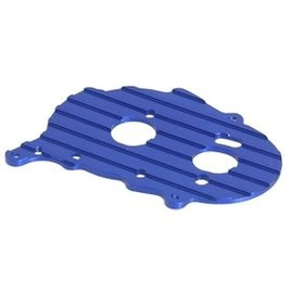 3RACING 3RAC MRC-08/BU  Team Losi Mini-Rock Crawler Motor Heat Sink Plate For Mini-Rock Crawler
