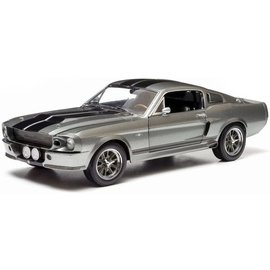 GREENLIGHT COLLECTABLES GRE 12909 67 CUSTOM MOVIE STAR MUSTANG (ELEANOR) 1/18 DIECAST