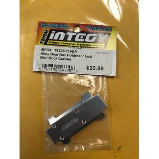 INTEGY INT T8205S ALLOY GEAR BOX HOLDER FOR LOSI MINI ROCK CRAWLER