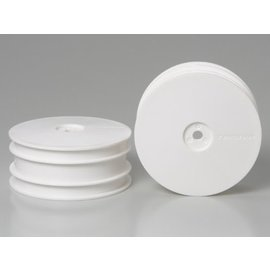 TAMIYA TAM 51320 Dish Wheels Front White DB01