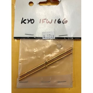 KYOSHO KYO IFW166 4x84mm Hard Adjust Rod (ST-R/2pcs) IFW166