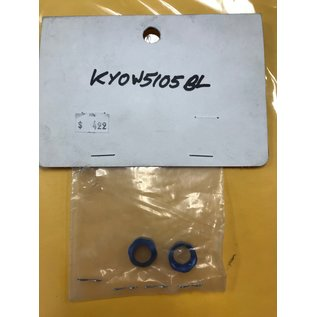 KYOSHO KYO W5105BL SHOCK CAPS (PACK OF 2) 1/10 SCALE