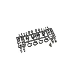 KYOSHO KYO IFW140-07 PLASTIC PARTS SET FOR SHOCKS INFERNO 1/8 SERIES