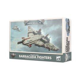 GAMES WORKSHOP WAR 99121813001 AERONAUTICA IMPERIALIS T'AU AIR CASTE BARRACUDA FIGHTERS