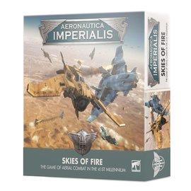 GAMES WORKSHOP WAR 60011899002 AERONAUTICA IMPERIALIS SKIES OF FIRE GAME