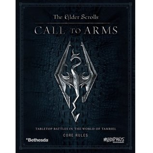 MODIPHUS MUH 052029 THE ELDER SCROLLS CALL TO ARMS CORE RULES