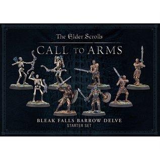 MODIPHUS MUH 052032 THE ELDER SCROLLS CALL TO ARMS BLEAK FALLS BARROW