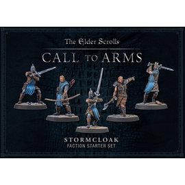MODIPHUS MUH 052031 THE ELDER SCROLLS CALL TO ARMS STORMCLOAK FACTION