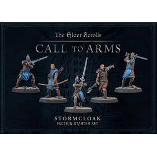 MODIPHUS MUH 052031 THE ELDER SCROLLS CALL TO ARMS STORMCLOAK FACTION