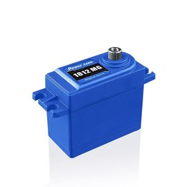 PHD PHD HD-1812MG Power HD ANALOG WATERPROOF SERVO 18.0KG 0.12SEC @ 6.0V