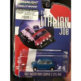 GREENLIGHT COLLECTABLES GLC 44880-A THE ITALIAN JOB 1967 AUSTIN MINI COOPER S 1275 MK1