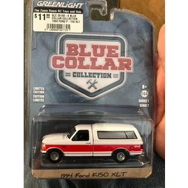GREENLIGHT COLLECTABLES GLC 35160-E BLUE COLLAR COLLECTION 1994 FORD F-150 XLT