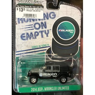 GREENLIGHT COLLECTABLES GLC 41100-E 2014 Jeep Wrangler UNLIMITED