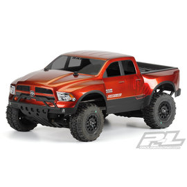 Proline Racing PRO 342000 DODGE RAM 2013 for Slash 2wd, Slash 4x4 & PRO-Fusion SC 4x4 (with extended body mounts)