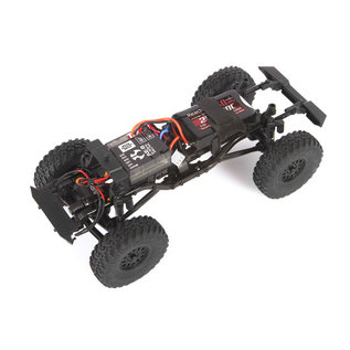 AXIAL RACING AXI 00002T2 SCX24 2019 Jeep Wrangler JLU CRC 1/24 4WD-RTR YEL
