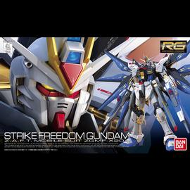 BANDAI BAN 185139 1/144 #14 Strike Freedom Gundam RG