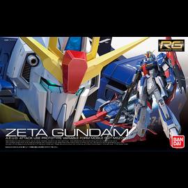 BANDAI BAN 178539 1/144 #10 Zeta Gundam RG