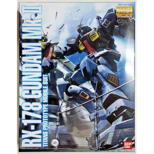 BANDAI BAN 141924 1/100 MK-II Titans Master Grade