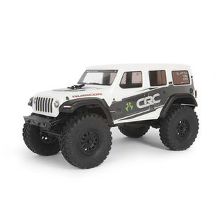 AXIAL RACING AXI 00002T1 SCX24 2019 Jeep Wrangler JLU CRC 1/24 4WD-RTR WHT