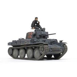 TAMIYA TAM 35369 1/35 German Lt Tank Panzerkampfwagen 38t Ausf E/F MODEL KIT