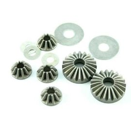 OFNA OFN 40004 BEVEL GEARS SMALL AND LARGE 1/8 VEHICLES