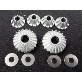 OFNA OFN 40513 DIFF GEAR SMALL&LARGE ALUM.