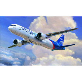 ZVEZDA ZVE 7033 MC-21-300 CIVIL AIRLINER 1/144 model kit