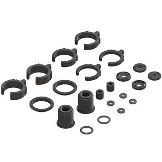 ARRMA ARA 330451 SHOCK PARTS AND ORING SET (2 SHOCKS)