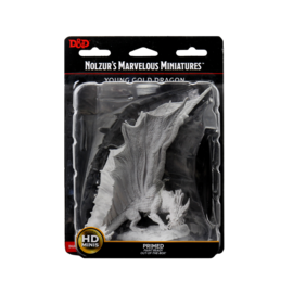 WIZKIDS WK 90034 YOUNG GOLD DRAGON WAVE 11