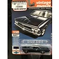AUTOWORLD AW 03727 CHEVY CHEVELLE SS 396 1966 BLUE