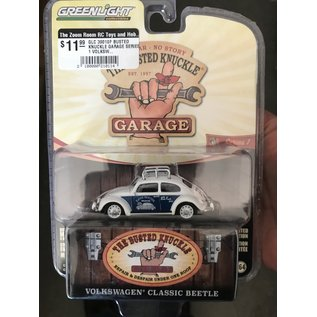 GREENLIGHT COLLECTABLES GLC 39010F BUSTED KNUCKLE GARAGE SERIES 1 VOLKSWAGEN CLASSIC BEETLE