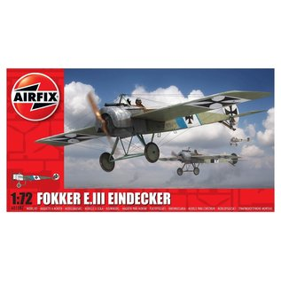 AIRFIX AIR A01087 FOKKER E.III EINDECKER 1/72