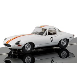 SCALEXTRIC SCA C3890 JAGUARE E-TYPE 1965 BATHURST NO.9 BOB JANE