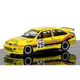 SCALEXTRIC SCA C3868 FORD SIERRA RS500 TOOHEYS 1000 1988 NO.25