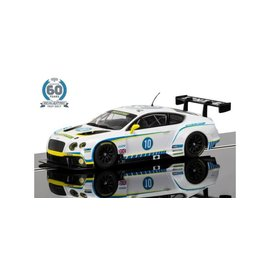SCALEXTRIC SCA 3831A BENTLEY CONTINENTAL GT3 LIMITED EDITION