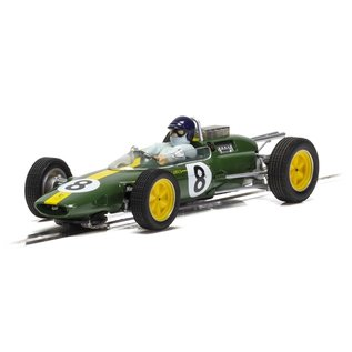SCALEXTRIC SCA C4068AT LOTUS 25 LEGENDS LIMITED EDITION