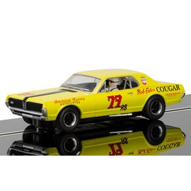 SCALEXTRIC SCA C3729 MERCURY COUGAR 1/32 SLOT CAR
