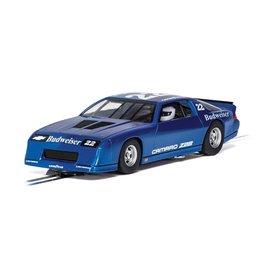 SCALEXTRIC SCA C4145 Chevrolet Camaro IROC-Z NO.22 BLUE