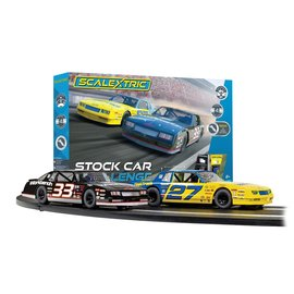 SCALEXTRIC SCA C1383 STOCK CAR CHALLENGE SET