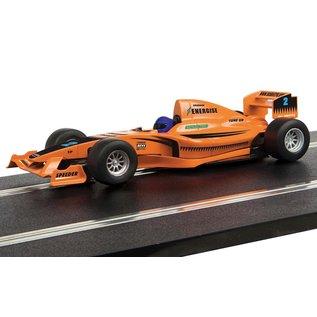 SCALEXTRIC SCA C4114 START F1 RACING CAR TEAM FULL THROTTLE