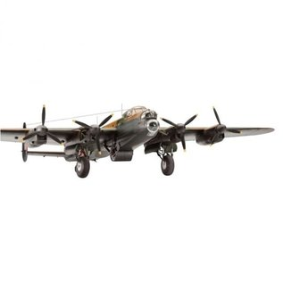 REVELL GERMANY REV 04295 LANCASTER 3 1/72 MODEL KIT