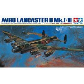 TAMIYA TAM 61111 Avro Lancaster B Mk.III Special DAMBUSTER/GRAND SLAM BOMBER