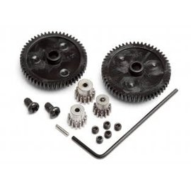 HPI RACING HPI 105521 SPUR GEAR SET RECON