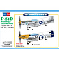 HOBBYBOSS HOB 85808 P-51D MUSTANG - YELLOW NOSE 1/48 SCALE