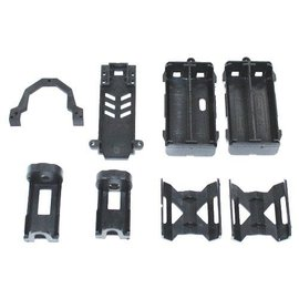 Redcat Racing RED 24015 Battery Compartment Assembly+ PCB plate+Upper Deck+PCB Mount for Sumo RC