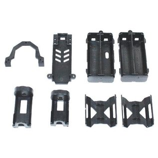 Redcat Racing Battery Compartment Assembly+ PCB plate+Upper Deck+PCB Mount for Sumo RC