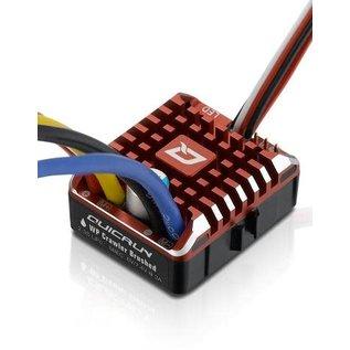 Hobbywing HWI QUICRUN WP 1080 Rock Crawler Brushed ESC, (2-3S)