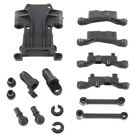 Redcat Racing RED 24022 Suspension Arms, Shock Assembly, Front Gear Box Mount