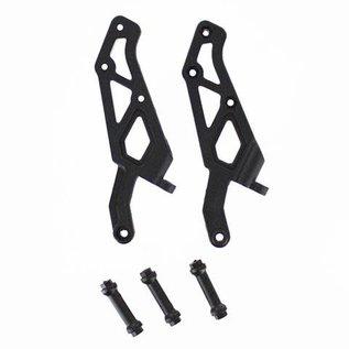 Redcat Racing RED 86706 Wing Mounts  Fits all Monsoon XTR models